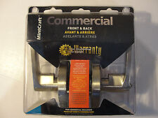 New Mintcraft Commercial Front & Back Door Handle Stainless Steel Y360C