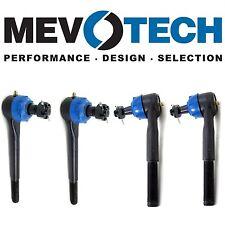For GMC Front Outer & Inner Heavy Duty Tie Rod Ends KIT Mevotech