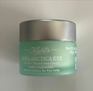Kiehl's Rosa Arctica Eye Youth Regenerating Eye Balm, 0.5-oz.100% Authentic-New