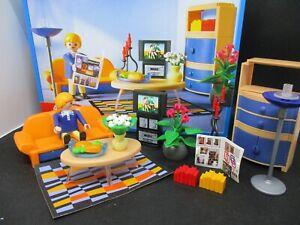 * Playmobil * Wohnzimmer aus Set 3966 modernes Wohnen * in OVP *
