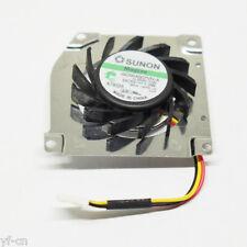 100x Sunon GC054007VH-A 13.B2291.F.GN 40x40x7mm 5V 1.0W  13 Blades 3pin CPU Fan