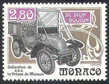 MONACO 1994 DE DION/VINTAGE CAR/motori/AUTOMOBILISMO/Trasporto/STORIA 1 V (s4173)