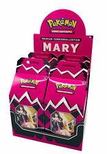 Pokemon Mary Marnie Premium Tournament Collection Karten Box Deutsch