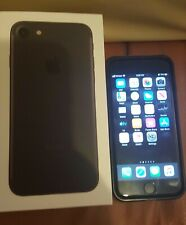 Apple iPhone 7 32GB MN8G2LL/A Verizon Unlock Black  Excell condition with BOX
