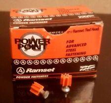 """RAMSET SP34 * STEEL Powder Fasteners * - Drive Pin 3/4"""" x .300 In - 100 pcs."""