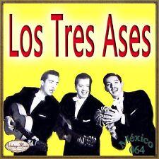 LOS TRES ASES Mexico Collection CD #64/100 - MEXICAN Trio Bolero Vals Joropo