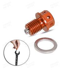 Magnetic Engine Oil Drain Bolt/Plug for KTM 50/65 SX 690 DUKE/R/R ABS RC 250 R