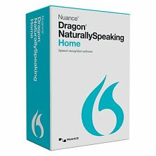 Nuance Communications Dragon Naturally Speaking Home Version 13.0 with Headset & Mic