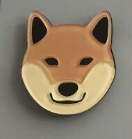 Unique Dog Brooch  Pin In acrylic