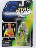 Luke Skywalker in Hoth Gear Star Wars The Power of the Force 2 Hologram 1996