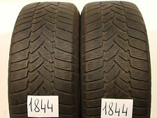 2 Stk x Winterreifen Dunlop Grandtrek WT-M3  255/55 R18 109H XL ,M+S,Run Flat .