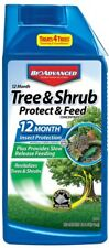 BioAdvanced 32 oz. Concentrate Tree and Shrub Protect with Feed Drench Thrips