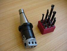50mm-ISO30 (NT30) Shank Precision Boring Head & Boring Bar Kit