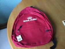 Royal Canin Ruck Sack Brand New (rc14)