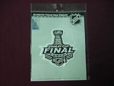 2013 NHL Stanley Cup Final Jersey Patch Chicago Blackhawks v Boston Bruins