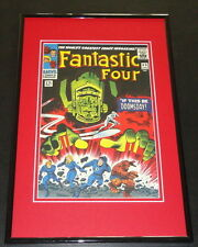 Fantastic Four #49 Cover Framed 11x17 Photo Display Official Repro Galactus