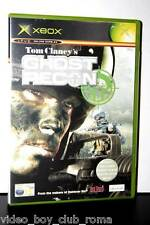 TOM CLANCY'S GHOST RECON GIOCO USATO COME NUOVO ED UK COMPATIBILE XBOX 360