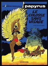 PAPYRUS T3   LE COLOSSE SANS VISAGE   DE GIETER     EO