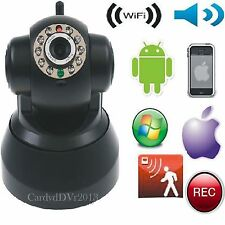 2015 IP WiFi LAN Network Camera Security CCTV Night Vision for Android iPhone PC