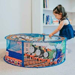 Play Tent Ball Pit Thomas Train Kids Toy Indoor Gift Boy Crush Proof new toddler