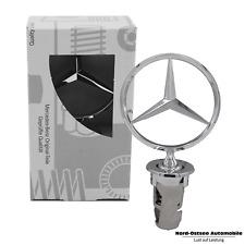 Mercedes-Benz Stern Motorhaube stehend C-E-S-Klasse W201 W123 W124 W126 etc