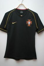 PORTUGAL NATIONAL TEAM 2006 2008 THIRD FOOTBALL SHIRT SOCCER JERSEY WOMAN SIZE S