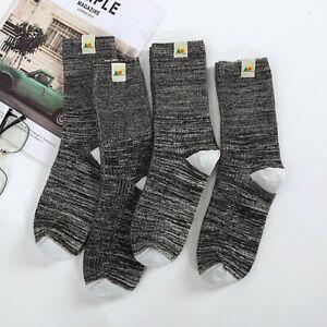Hemp Socks Christmas Gift Set Earth Mode Hemp Organic Cotton Crew SocksBlack