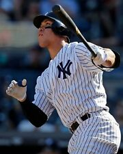 AARON JUDGE 8X10 PHOTO NEW YORK YANKEES NY MLB BASEBALL PICTURE ANOTHER BLAST
