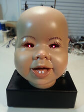Cosmic Sound Effects-  LARGE BABY HEAD THEREMIN - ANALOG ELECTRONIC SYNTH