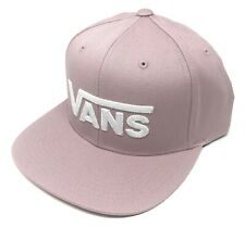 64c98cf6 Vans Off The Wall Unisex Drop V II Snapback Hat Cap - Pink/White