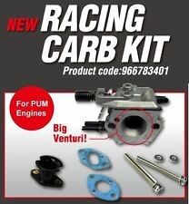 [05] Zenoah Racing Carburador Kit Para PUM motores WT-1027 [966783401]
