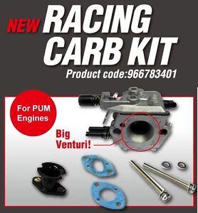 Zenoah Racing Carb Kit for Marine Engines Inc. Walbro WT-1027