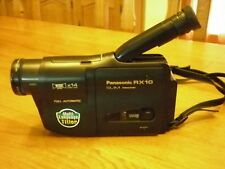video camera PANASONIC vintage  anni 85/90