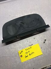Toro Push Mower Cover 82-8612 Or 100-1183 With Deflector NOS