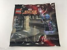LEGO Super Heroes Spider-Man 2 MiniFigure - Electro (Set 5002125) Polybag New