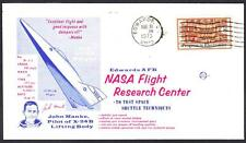 X-24B AIRCRAFT JOINT USAF NASA TEST FLIGHT B-3-5 Space Cover