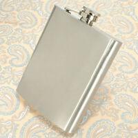 Stainless Steel Pocket Hip BOTTLE FLASK Liquor VODKA Whiskey Alcohol holder Gift