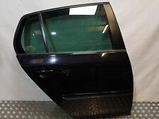 VW GOLF MK5 2008 DRIVER OSR Rear door BLACK