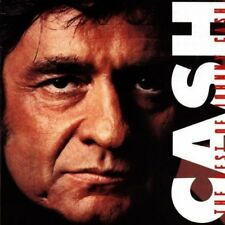 CD Album Johnny Cash The Best Of (Ring Of Fire, Bonanza) CBS 90`s