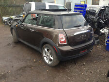 MINI R56 1.6 PETROL AUTOMATIC 5 door Breaking FOR PARTS & SPARES - O/S/F CALIPER