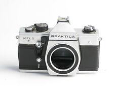 DDR vintage Kamera Praktica MTL 5  ( MTL 5 ) Gehäuse mit M42 Schraubanschluß