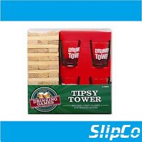 NEW & FUN DRUNKEN TOWER / TIPSY TOWER SHOTS DRINKING GAME TOP UK SELLER
