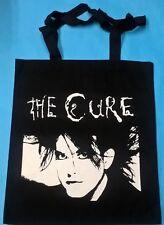 The Cure Black Tote/Shopper Bag