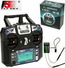 Flysky FS-i6 2.4G 6CH AFHDS Transmitter FS-iA6 Receiver Radio System For RC