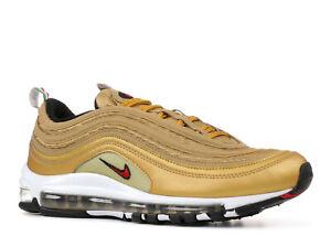 Nike Air Max 97 IT Italy Gold - Metallic Gold Varsity Red