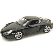 Maisto Porsche Cayman S 1:18 Diecast Model Car Black