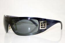 CHANEL Womens Designer Sunglasses Blue Shield 5085 C809 87 10669