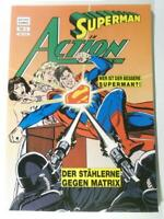 SUPERMAN ACTION COMICS Bd. 8 Hethke Softcover Zustand 1