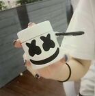 3D Cartoon Earphone Case For AirPods pro Bluetooth Headset Box For airPods 1 2 C