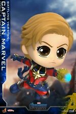 Captain Marvel Cosbaby Battling Ver. Toy Avengers Endgame COSB663 Collection